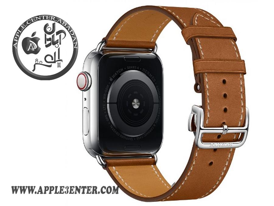 بند چرم مدل هرمس (Hermes) اپل واچ